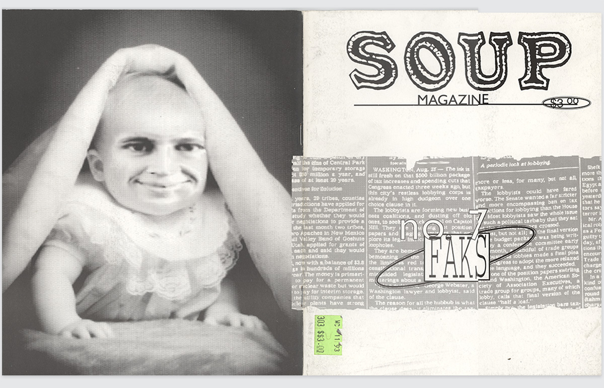 soup magazine cover